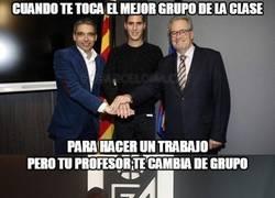 Enlace a Así es como acaba todo cuando no te comportas bien, Sergi Guardiola al Granada B
