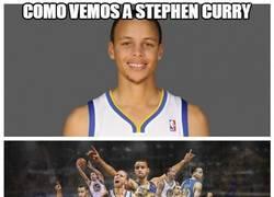 Enlace a Cómo vemos a Stephen Curry