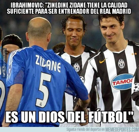 778112 - ¿Zlatan mostrando humildad? ¿quién eres y qué has hecho con Zlatan?