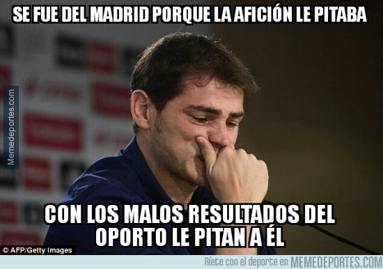 778435 - Bad luck Iker...
