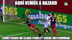 Enlace a Sin sentido el penalti que ha pitado el árbitro...