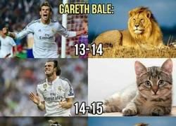 Enlace a Gareth Bale está de vuelta