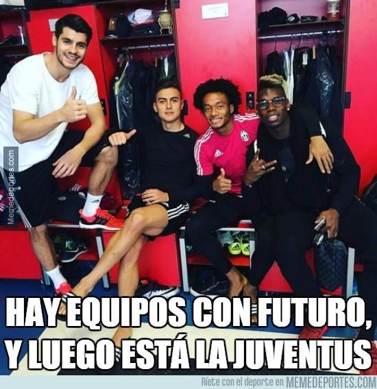 778963 - La Juventus fichando jóvenes con mucho futuro