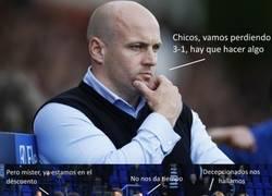 Enlace a El entrenador del Tranmere Rovers sí que sabe motivar a sus jugadores