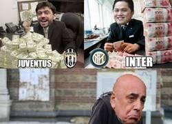 Enlace a El mercado de invierno en la Serie A