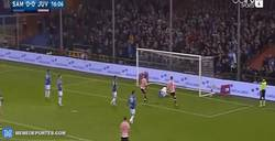 Enlace a GIF: El golazo que marcó Pogba frente a la Sampdoria