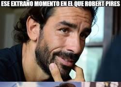 Enlace a Robert Pires y su tremendo parecido con Van Nistelrooy