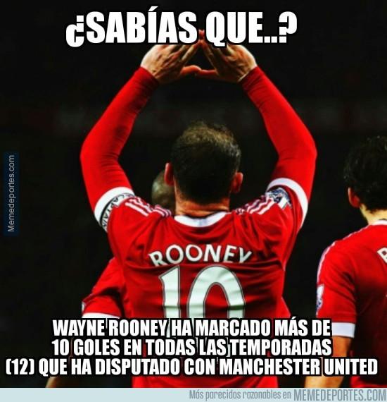781467 - Rooney haciendo historia