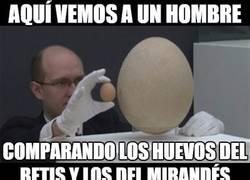 Enlace a Menudos huevos los del Mirandés