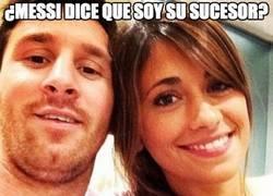 Enlace a Dybala quiere parecerse a Messi en todo