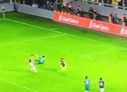 Enlace a GIF: Golazo de Robin Van Persie con el Fenerbahçe
