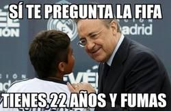 Enlace a Florentino ya prepara el recurso para la FIFA