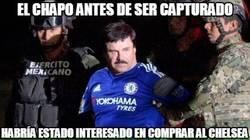 Enlace a El Chapo antes de ser capturado
