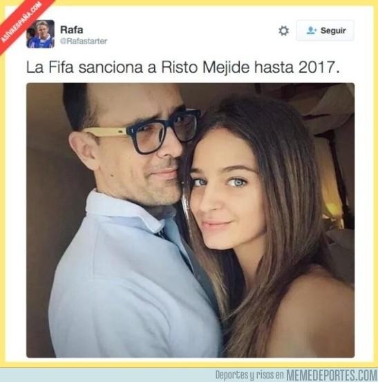 783950 - La FIFA también sanciona a Risto Mejide
