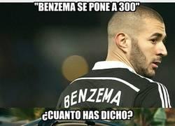 Enlace a Hoy Benzema cumple 300 partidos con el Real Madrid