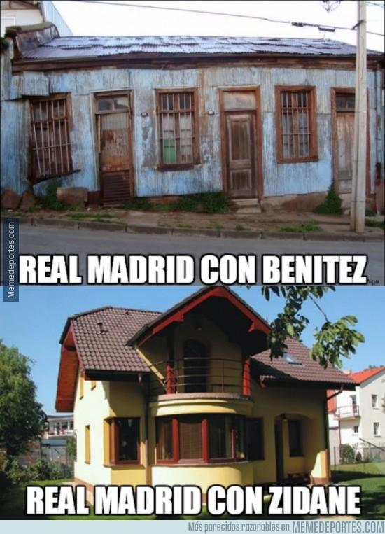 784543 - Diferencias con Benítez y Zidane