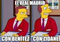 Enlace a Cualquier aficionado del Real Madrid viendo a su equipo