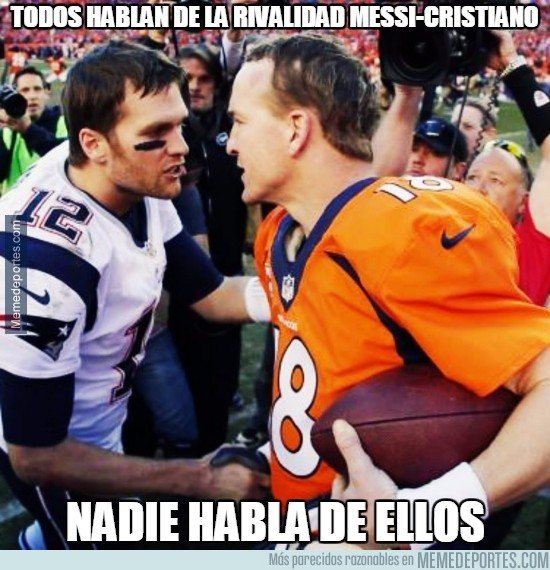 785716 - La rivalidad estrella de la NFL