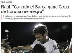 Enlace a Raúl se sincera