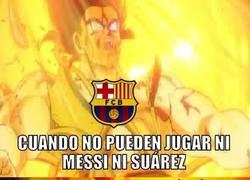 Enlace a El Barça tiene sustitutos para la Copa
