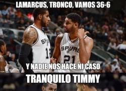 Enlace a Nadie habla de los Spurs, que están a dos partidos de GSW
