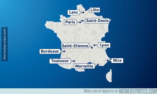 787243 - Francia ya está lista para la EURO