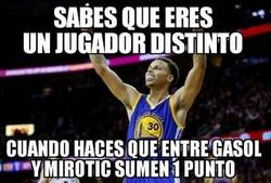 Enlace a Simplemente Stephen Curry