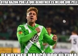 Enlace a Nadie como Lord Bendtner