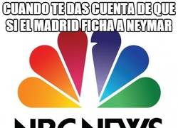 Enlace a De la BBC pasaremos a la NBC