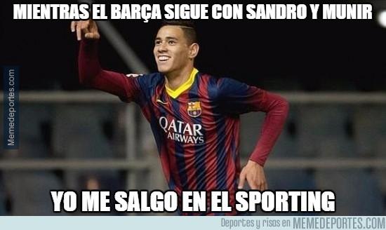 789066 - Sanabria petándolo en el Sporting