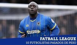 Enlace a Diez futbolistas históricos que podrían jugar en la nueva FATball League