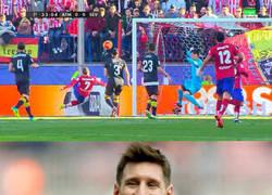 Enlace a No todos pueden ser como Messi