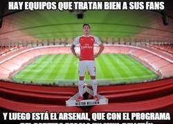 Enlace a Grandioso el Arsenal