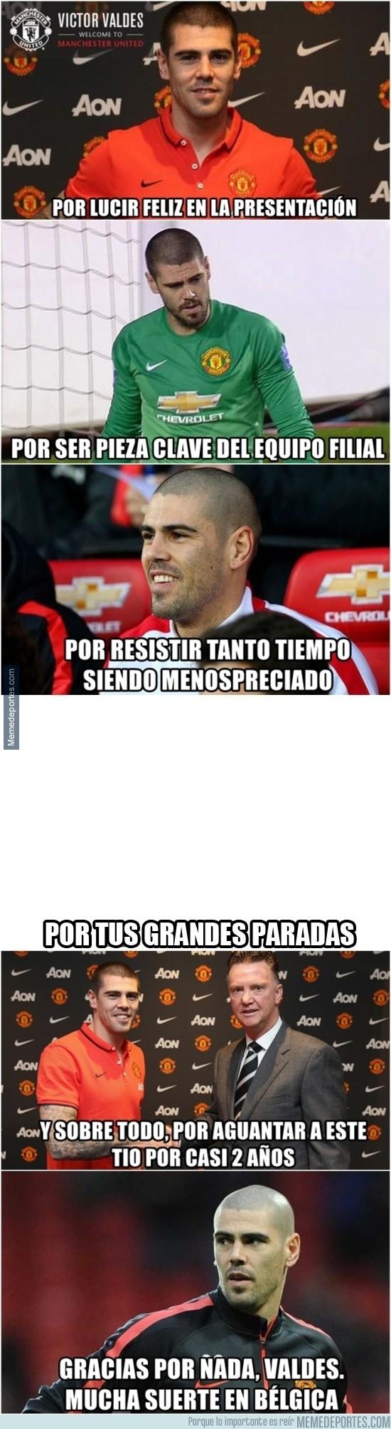 789691 - Valdés se va del United. Destino: Bélgica