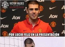 Enlace a Valdés se va del United. Destino: Bélgica