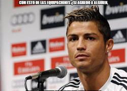 Enlace a La duda de Cristiano Ronaldo