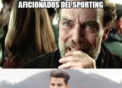 Enlace a ¡Un defensa para el Sporting!