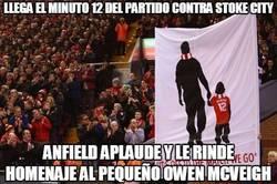 Enlace a Enorme gesto en Anfield. ¡Bravo!