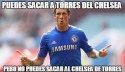 Enlace a El Torres del Chelsea sigue en su cabeza