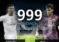Enlace a ¿Quién marcará el gol número 1000?