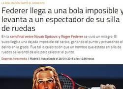 Enlace a Federer de Nazaret