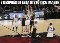 Enlace a Mal año en el All Star para los españoles :(