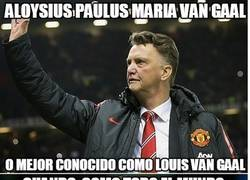Enlace a En defensa de Louis van Gaal