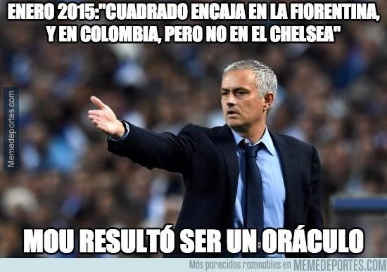 792984 - Mourinho vio el futuro