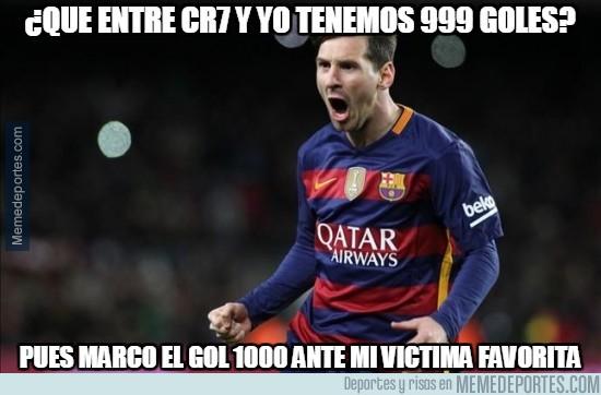 793188 - Messi marca el 1000 de los dos cracks