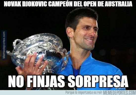 793918 - ¡Grande Djokovic!