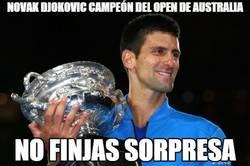 Enlace a ¡Grande Djokovic!