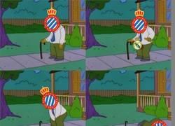 Enlace a El Espanyol en los primeros minutos