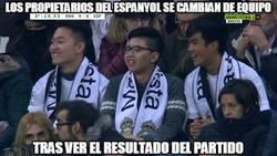Enlace a Los propietarios del Espanyol se cambian de equipo