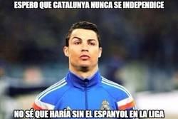 Enlace a El deseo de Cristiano Ronaldo